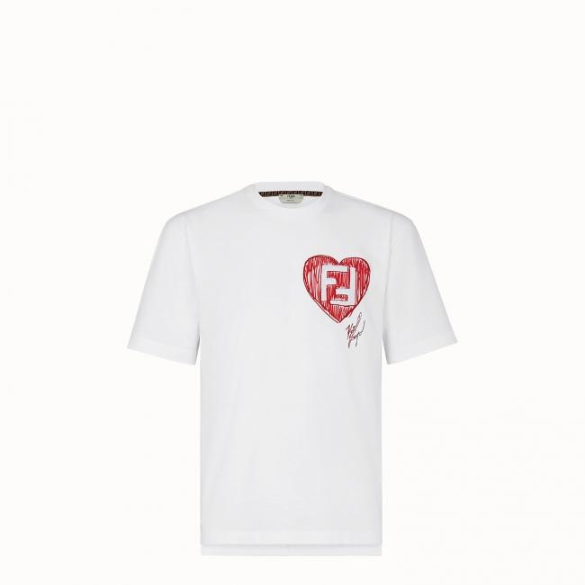 フェンディ限定Tシャツ ¥87,000