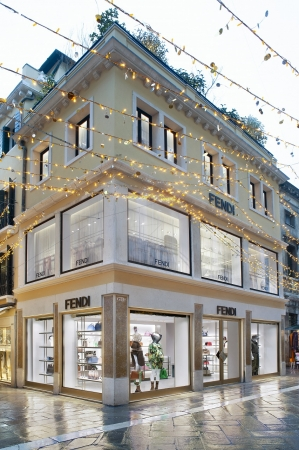 FENDI Venice Boutique in the San Marco district 1582 Venezia VE, 30124 Italy