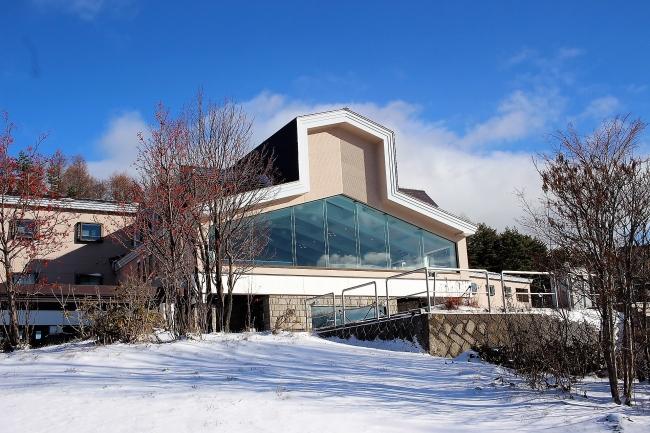 雪とあずまや高原ホテル