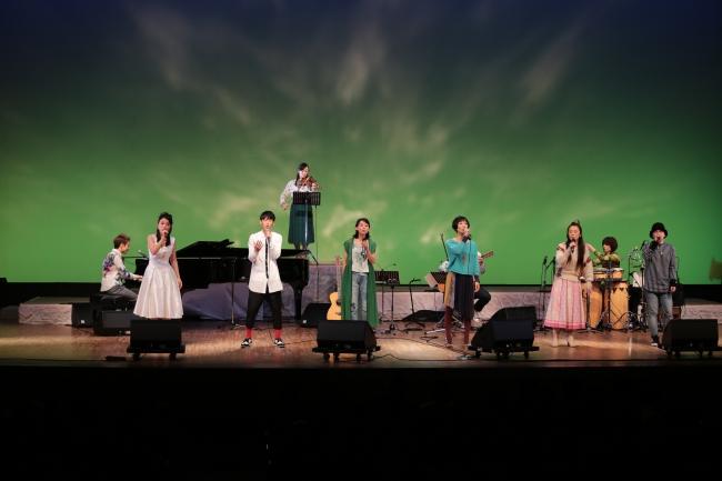 2015年開催「おかえりコンサート」