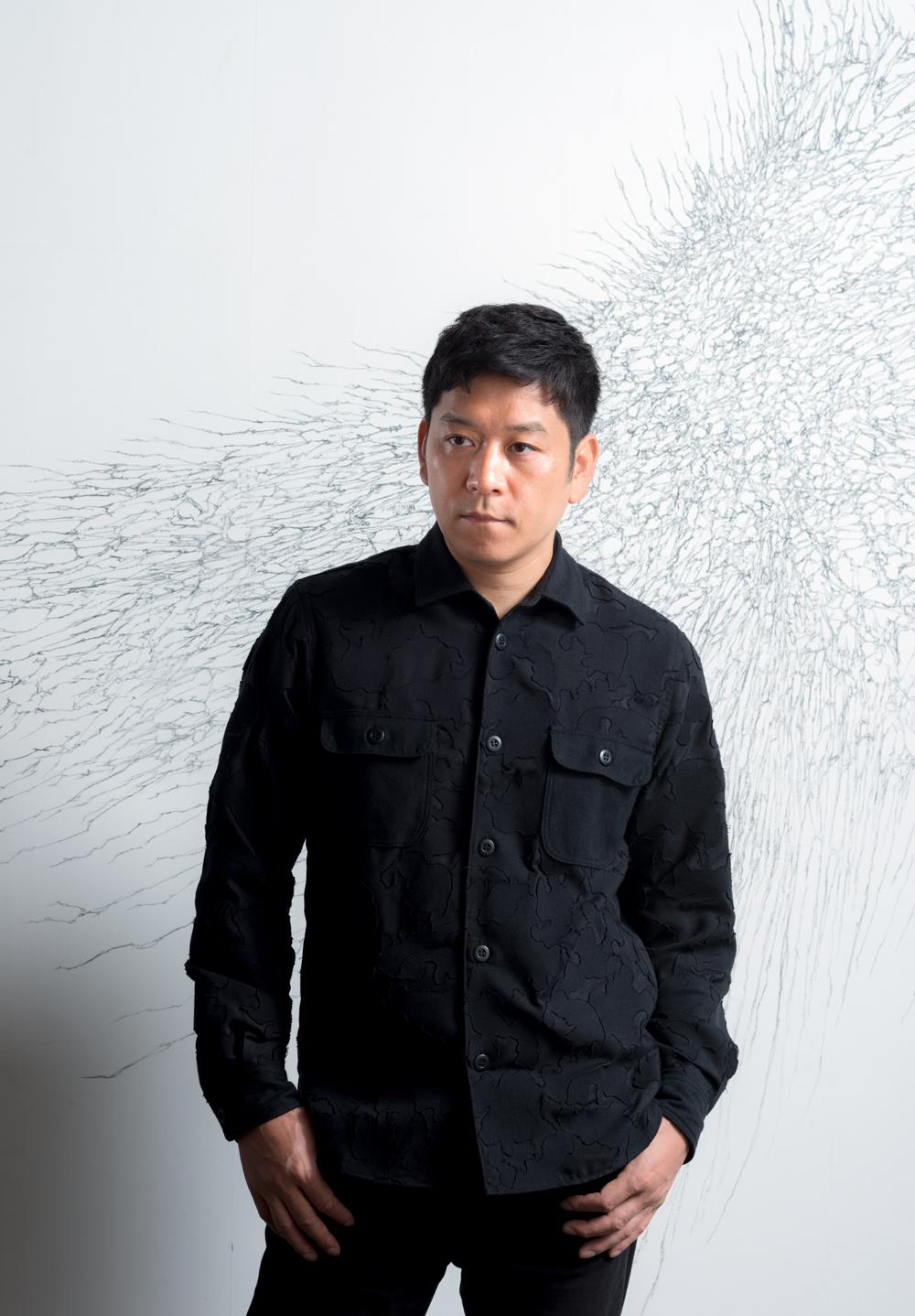 日本の現代アート界を牽引する彫刻家 名和晃平がアーティスト支援 ...