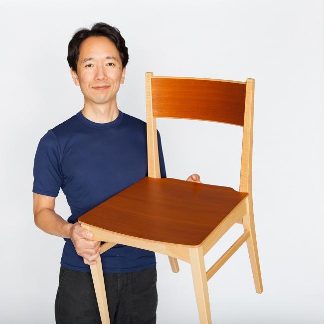 北欧スウェーデンの家具職人マイスター須藤生