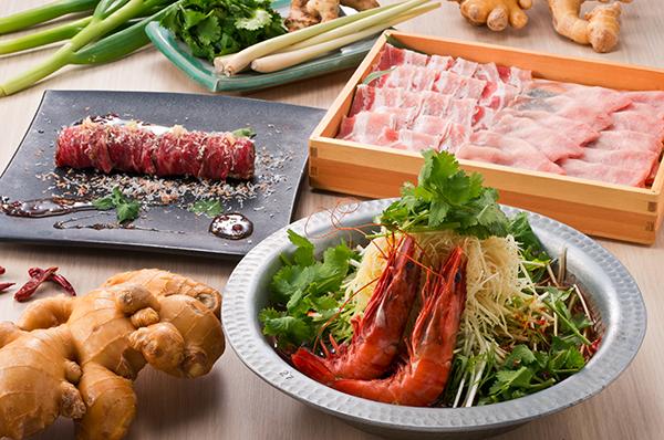 タイ料理 「ダオタイ」× 和食料理「生姜屋 黒兵衛」
