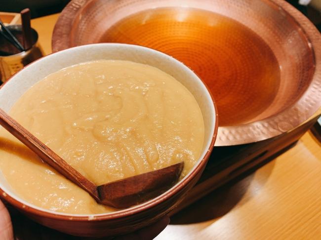 京桜味噌、西京白味噌を合わせました