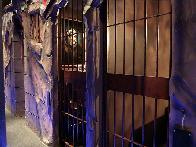ソーシャルディスタンスを保てる「牢獄個室」