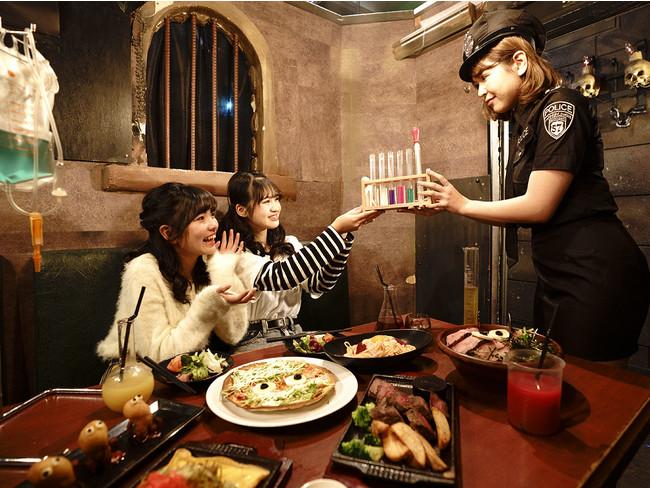 SNS映え抜群と話題沸騰の「監獄レストラン ザ・ロックアップ」