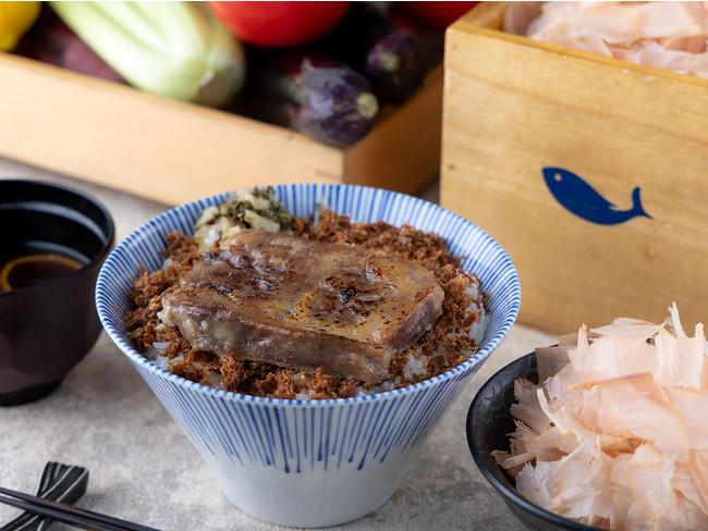 牛タンの西京焼き おかかご飯 1,400円