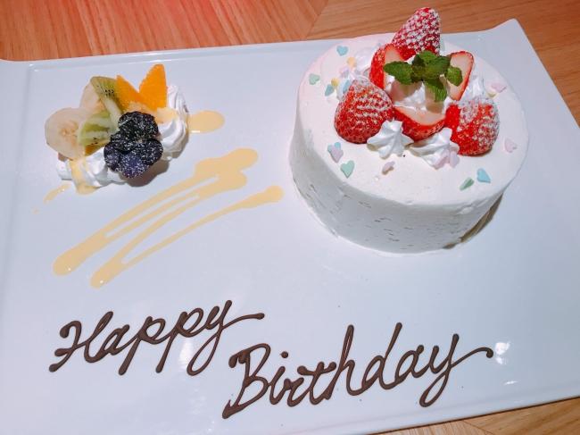 かくれんぼケーキ(1)