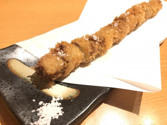 伊勢志摩産パールポークの九条葱焼き