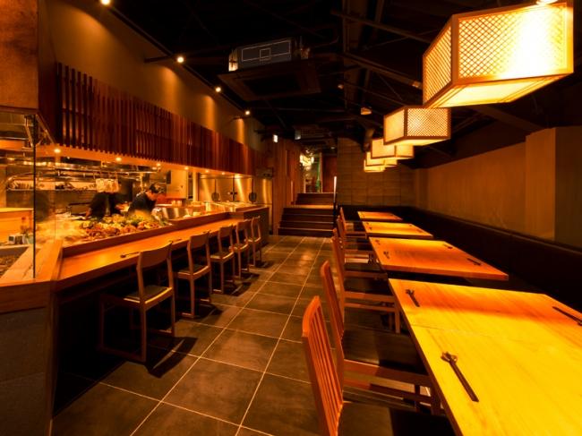 北海道が気軽に味わえる和食屋