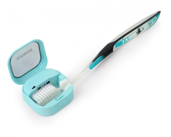 歯ブラシキャップ式