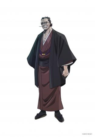 鳩波 連司郎(アニメ)
