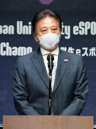 JeSU会長 岡村秀樹