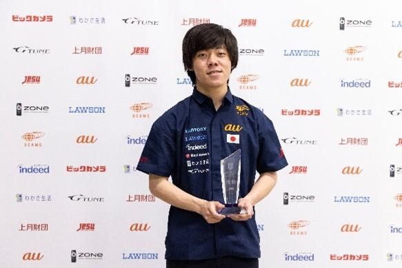 MASASHI選手(駒澤大学)