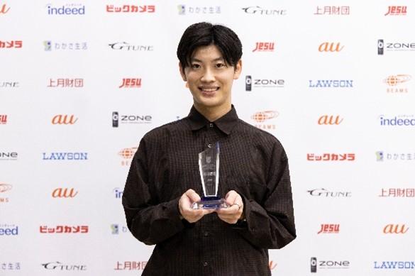 ポンジュパリピコ選手(福岡大学)