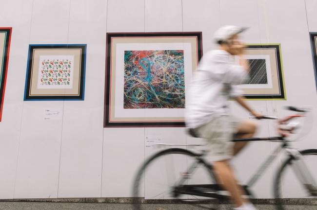 全日本仮囲いアートプロジェクト|渋谷