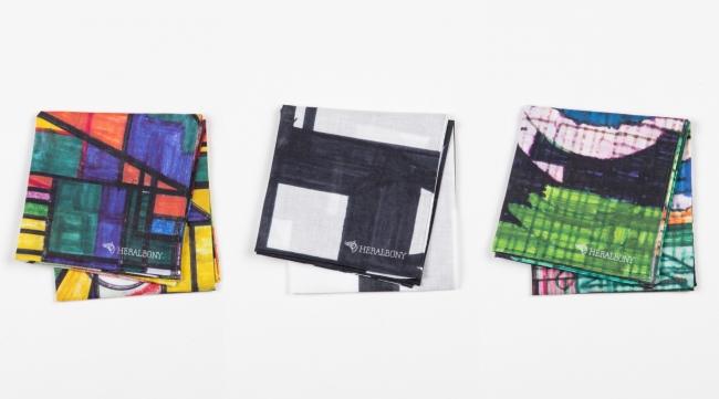 ART HANDKERCHIEF|Kiyoshi Yaegashi  2,750円(税込)