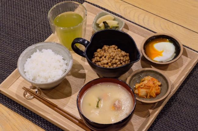 ❖パスポート対象セット:納豆ご飯定食(梅コース)❖