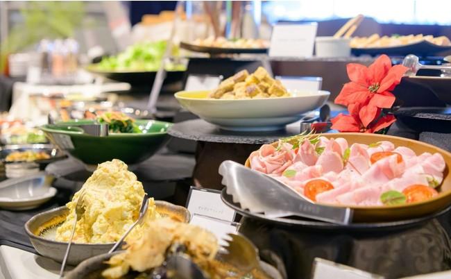 「Precious ONO HAKATA」朝食ブッフェイメージ
