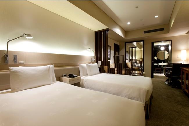 ザ ロイヤルパークホテル アイコニック 東京汐留 客室一例