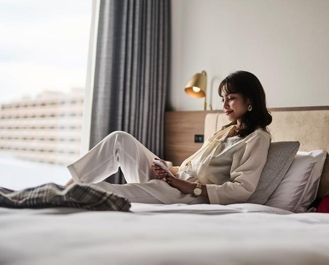 ザ ロイヤルパーク キャンバス 京都二条 客室イメージ
