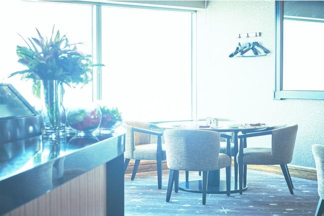 70階 スカイラウンジ「シリウス」店内イメージ