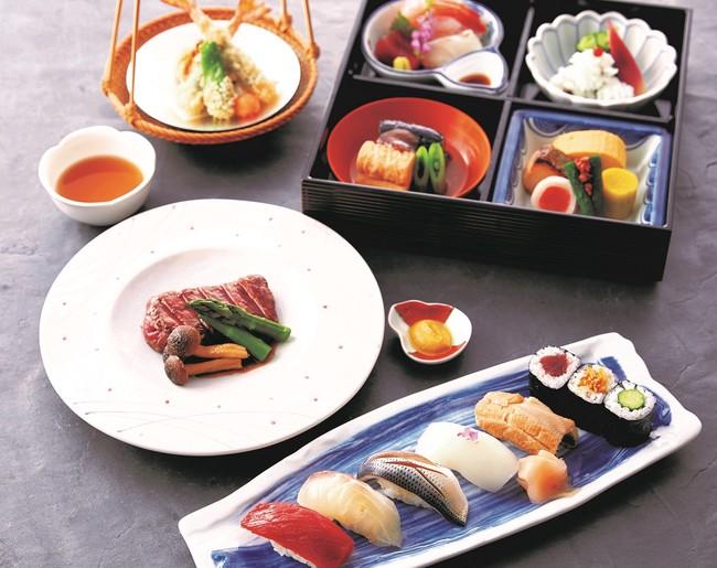 日本料理「四季亭」夏休みファミリー個室プラン