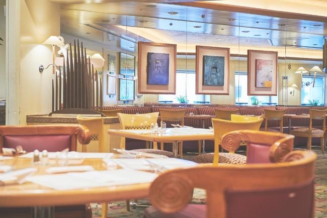 レストラン&バンケット「フローラ」店内イメージ