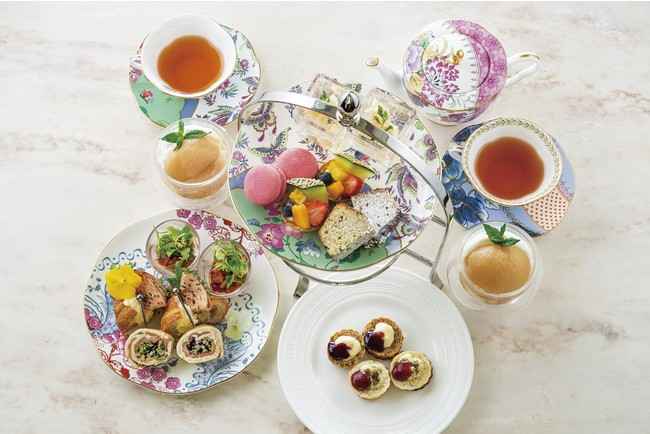 """Afternoon Tea with SIROCCO """"桃"""""""