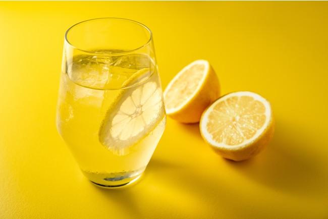 レモネードを飲んで、小児がん支援を