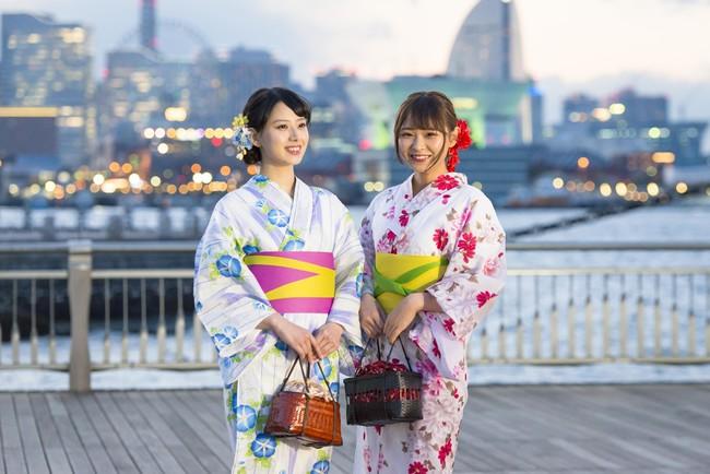 お食事の後は横浜・みなとみらい散策をお楽しみください。