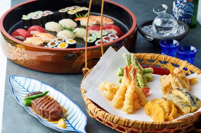日本料理「四季亭」:夏休みファミリー個室プラン