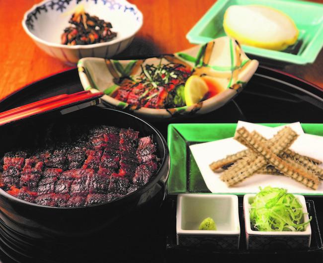 『ひつまぶし 名古屋 備長』の「会席料理 華」(イメージ)