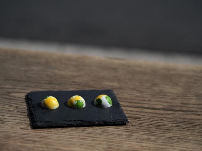 ブラジル産カカオ豆を使用したオリジナルチョコレート