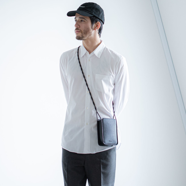 Wallet Bag Wide - Black