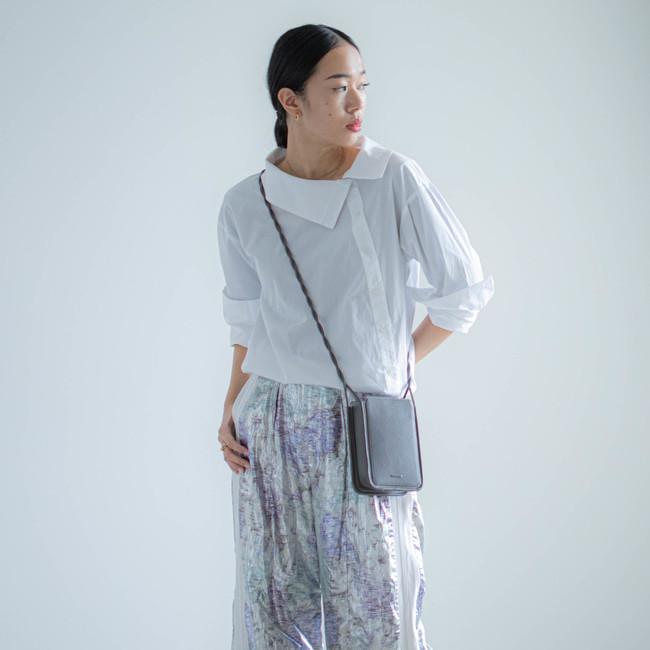 Wallet Bag Wide - Gray