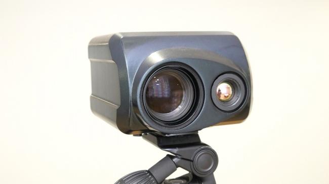 """超高感度カメラと赤外線カメラを組み合わせたデュアルカメラ""""WCAM001GL"""""""