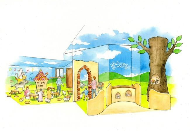 イオンレイクタウン店イメージ図