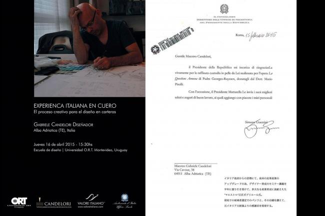 Grande Mastro-Gabriele LELISIRcaede京都 Art Director