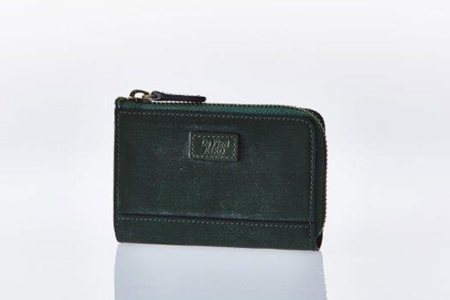TUTTO BLOOM Two Way Action Zip Wallet ダヴィンチ ファーロ Davinci FARO