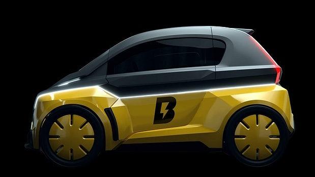 小型電気自動車「ボルト・ナノ」