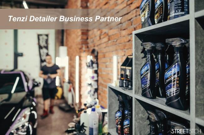 Tenzi Detailer Business Plan(テンジディテイラー・ビジネスプラン)