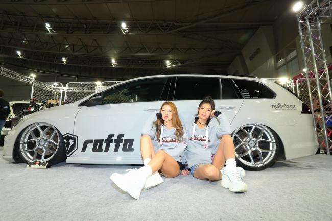 エアサス&スタンス系車高調のヨーロッパ最大手ECブランド「null-bar(ヌルバー)」 東京オートサロン2020