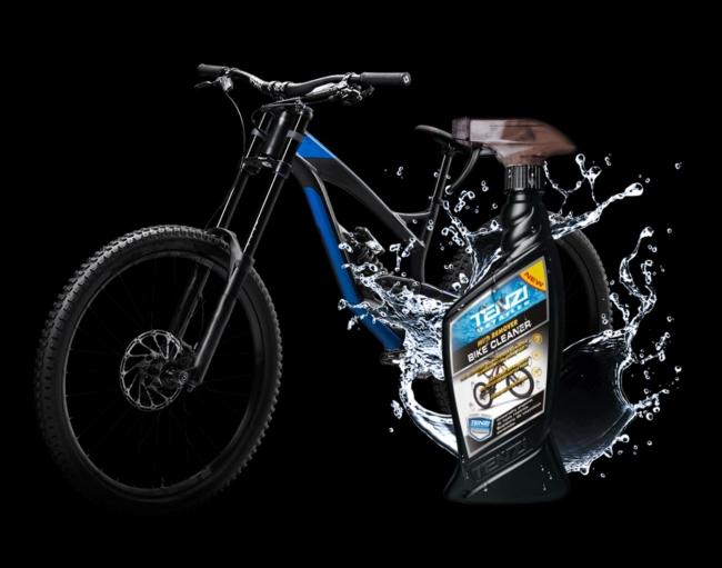 [マルチ泥・汚れ落とし バイククリーナー] 自転車、二輪・四輪、農機具にも使える強力泥落としスプレー