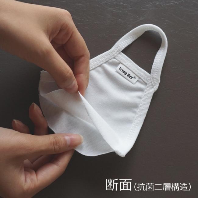 夏に最適!洗濯機でも洗える布マスク「スーパーフィットNANO」