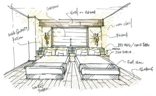 コンフォートルーム(ツイン) 面積:27~29平方メートル  ご利用人数:1~3名
