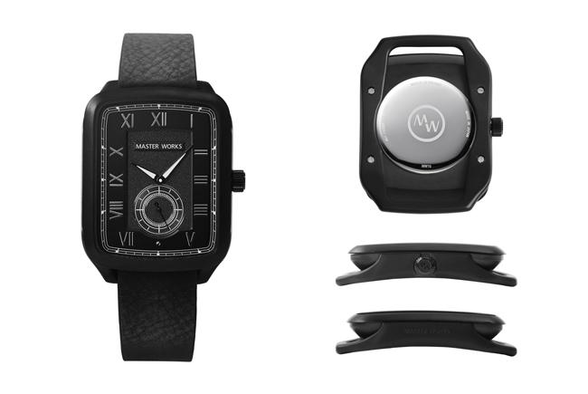 """54530da577 日本発、腕時計ブランド『MASTERWORKS(マスターワークス) 』が """"TiCTAC ..."""