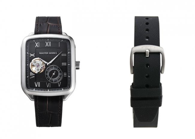 7c908a3667 日本発、腕時計ブランド『MASTERWORKS(マスターワークス)』から ...