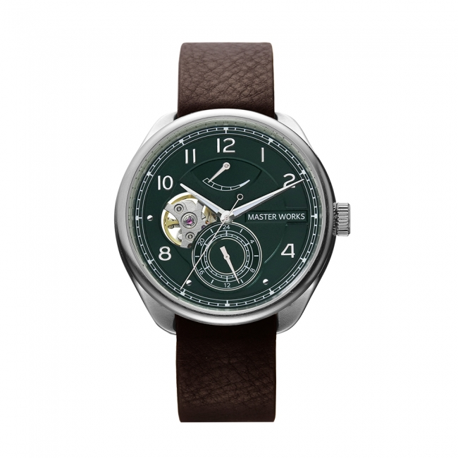 776d2f977d 日本発、腕時計ブランド「MASTERWORKS(マスターワークス)」より2019年 ...