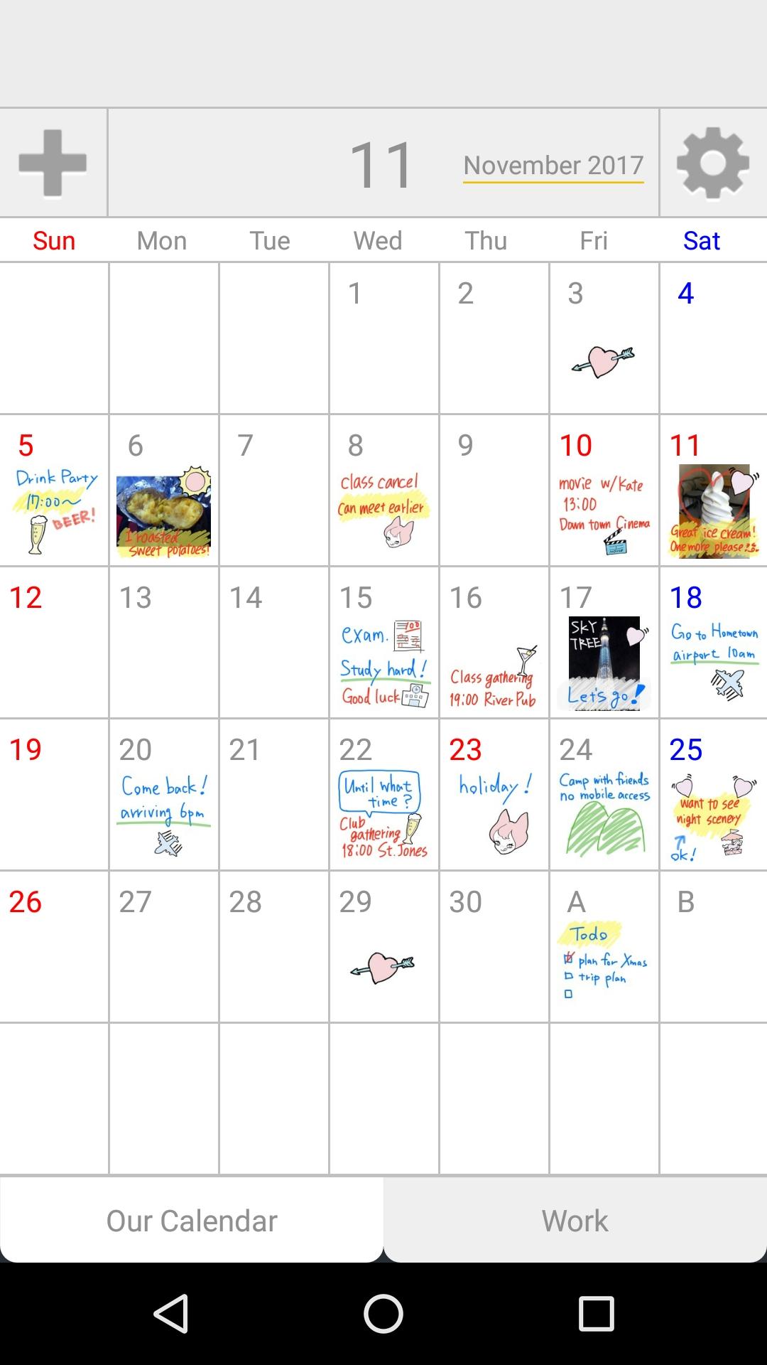 アプリ カレンダー 2020最新!カレンダー・スケジュール管理アプリおすすめ14選